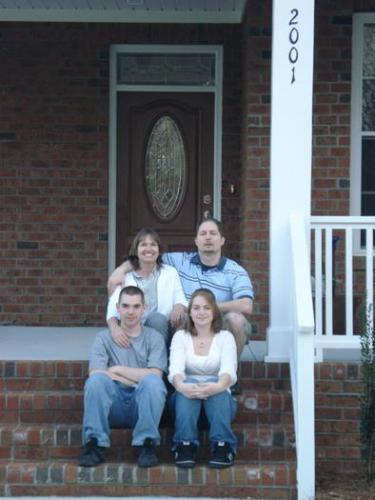 The Hagwood Family  <br>Clayton, NC